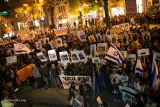 מעל לאלף מפגינים בירושלים נגד הגירוש (שירז גרינבאום / אקטיבסטילס)