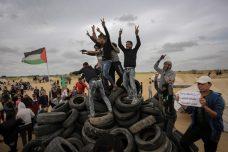 ישראל חוזרת בעזה על הטעויות מול מחאות המגנומטרים ומבקשי המקלט
