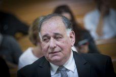 ראש עיריית חיפה, יונה יהב (יונתן זינדל / פלאש90)