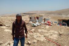 מדיניות ההרס נגד הבדואים באזור E1 לא נגמרת בח'אן אל אחמר