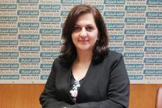 צעירה, פמיניסטית, לאומית: הכירו את חברת הכנסת החדשה של המשותפת