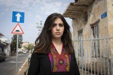 """""""למה אני לא יכולה לייצג יהודים?"""". ליסה חנניה, מס' 2 ברשימת יאפא למועצת העיר תל אביב יפו (אורן זיו / אקטיבסטילס)"""