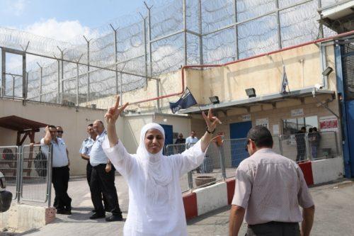 דארין טאטור עם היציאה מהכלא (אורן זיו/ אקטיבסטילס)
