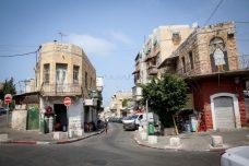 מי רוצה לגור העיר התחתית? הערבים. שכונת ואדי ניסנס בחיפה (צילום: יוסי זמיר / פלאש 90)