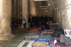 העימות בבאב א-רחמה מפיח תקווה בקרב תנועות המקדש