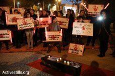 המאבק באלימות נגד נשים הוא גם מאבק על מקורות הכוח