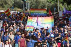 כעשרים אלף משתתפים במצעד הגאווה והסובלנות בירושלים