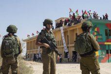בעד הגנה על האקלים, נגד הסיפוח: מחאה פלסטינית בים המלח