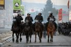 אם לכניסת המשטרה לישובים הערביים לא תלווה פעולה בתוך החברה הערבית, זה עלול להיגמר רע. שוטרים נכנסים לתמרה בגליל (צילום: גיל אליהו / פלאש 90)