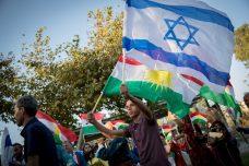 בהזדהות עם הכורדים, הישראלים מגלים בורות וניתוק מהמציאות