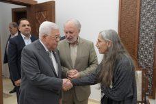 """אבו מאזן: """"כשקראתי על יציאת יהודי עיראק - בכיתי"""""""