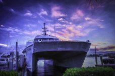 קטמרן בפלורידה (צילום: Ken Lane)