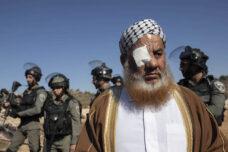 שבוע אחרי שצלם איבד שם עין, המחאה בכפר סוריף ממשיכה