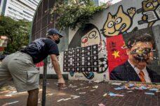 גם העוצמה הסינית והאלימות הקשה לא עוצרות את המחאה בהונג קונג