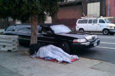 משבר מחוסרי הדיור בקליפורניה מעיד על פשיטת רגל מוסרית
