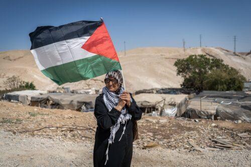 """""""מעולם לא היה לפלסטינים כלי כזה שמרסן את ישראל"""""""