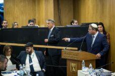 הדיון המטורלל בפסילת יזבק: בן גביר בתפקיד התובע של אייכמן