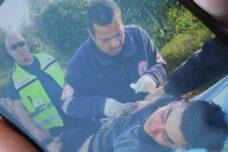 """חיילים ירו לנער פלסטיני בראש, שוטר עיכב פינויו לבי""""ח"""