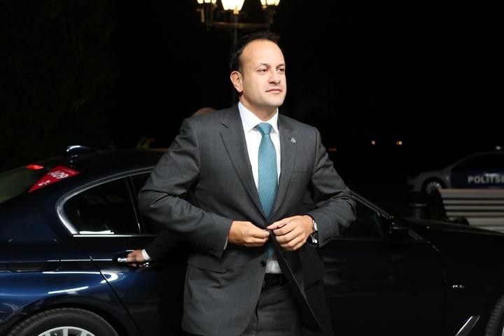 ראש ממשלת אירלנד לאו וארדקר (צילום: Annika Haas EU2017EE, CC BY 2.0)