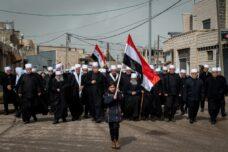 נגד טורבינות הרוח: הסורים-הדרוזים בגולן נאבקים על אדמתם וזהותם