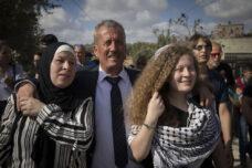 אחרי שנות מאבק, אביה של עהד תמימי איבד אמון בשתי מדינות