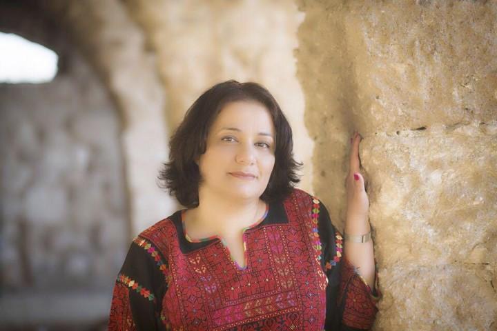 מובילה חברתית מעוררת השראה. סמאח סלאימה (צילום: אורן זיו)