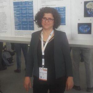 """ד""""ר נסרין ג'אנם, סגנית מנהלת מחלקת זיהומים בבית החולים רמב""""ם בחיפה (צילום: הוניידה ג'אנם)"""