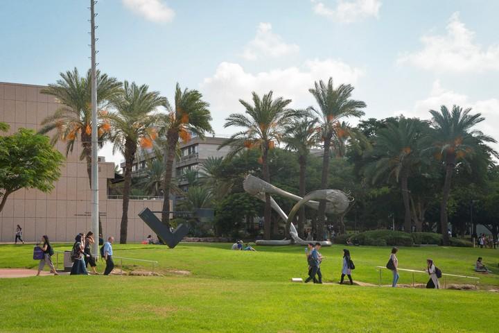 אוניברסיטת תל אביב (צילום: פלאש90)