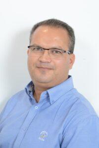 """ד""""ר חסאן שרף, ראש ועדת המעקב לחינוך בחברה הערבית (צילום: היאם שחאדה, סטודיו נאטור)"""