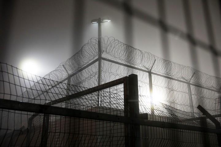 כלא עופר, ב-2018 (צילום: אורן זיו)