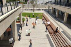 הפגנה של דיירי מעונות הסטודנטים באוניברסיטת תל אביב, ב-30 באפריל 2020 (צילום: ועד המעונות)