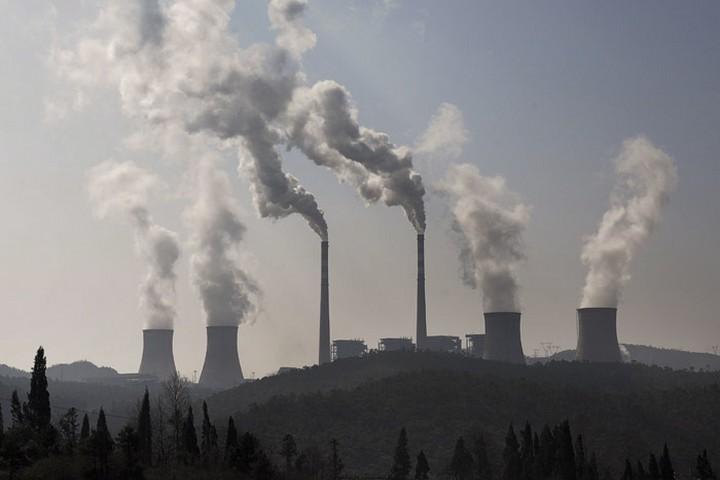 יותר מרבע מפליטות דו תחמוצת הפחמן בעולם ב-2017 הגיעו מסין. (צילום:mingzia zhou CC BY NC ND 2