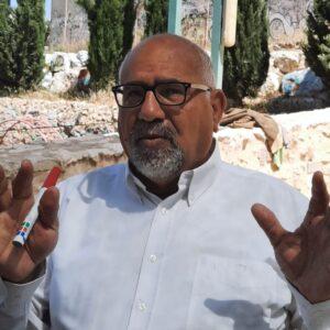 זוע'בי זוע'בי, מנהל מרכז ויאם (צילום: באדיבות המצולם)