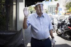 לא העריך שפרשת בית הקברות אלאסעאף יפגע בקואוליציה שלו. ראש עיריית תל אביב רון חולדאי, מאי 2020 (צילום: אורן זיו)