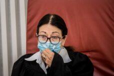 נשיאת בית המשפט העליון, אסתר חיות, ב-11 במאי 2020 (צילום: יונתן זינדל / פלאש90)