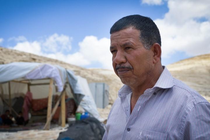 סלימאן מאבו ר'אליה (צילום: רחל שור)