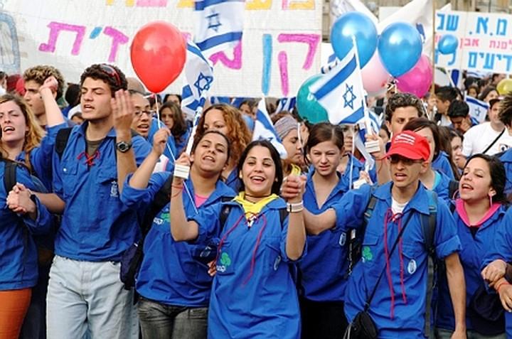 """הוקמה על ידי בני נוער. חניכים של הנוער העובד והלומד בירושלים (צילום: מרק ניימן / לע""""מ)"""