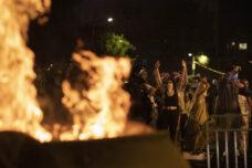 """הלילה שבו """"המצור על בלפור"""" הפך מססמה למציאות"""