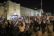 נתניהו משתמש בתשעה באב כדי להצית את ירושלים