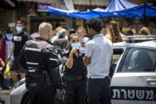 """""""משתמשים בקורונה כדי להגביר את היד הקשה כנגד אזרחים ומפגינים"""""""