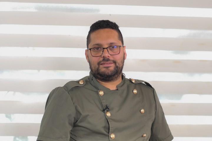 נאיל זרקאוי, בעלי המסעדות אלסאתור ומוראל בחיפה ומג'דלה במג'ד אלכרום (צילום: באדיבות המצולם)