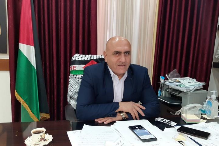 """סמנכ""""ל משרד התיירות הפלסטיני, מאג'ד אסחאק (צילום: באדיבות המצולם)"""