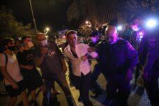 בלעדי: תיעוד המעשה החשוד כניסיון דריסה בירושלים