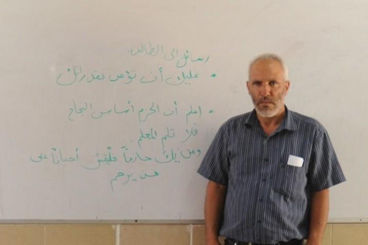 המורה המנוח יעקוב אבו אלקיעאן