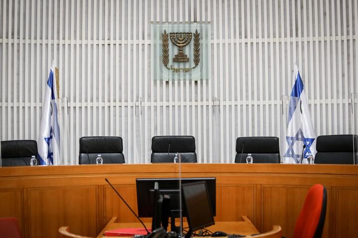 בית המשפט העליון בירושלים (צילום: אורן בן חקון)