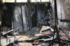 שריפה נוספת תוך שבוע בנווה שלום: חשד להצתה
