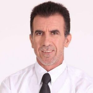 """ד""""ר מוחמד אלח'טיב (צילום: עבד טמיש)"""