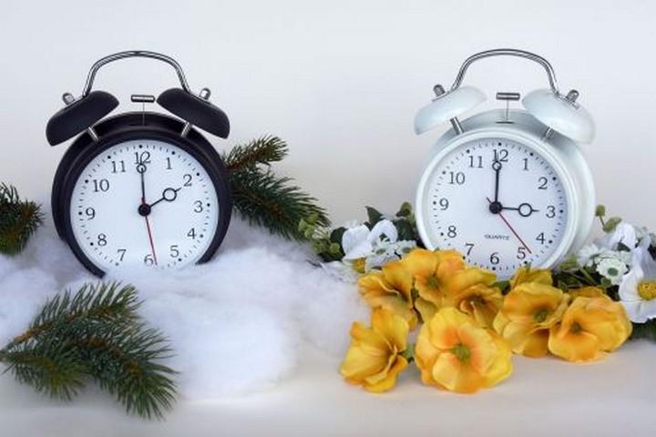 הזזת השעון (אילוסטרציה: needpix)
