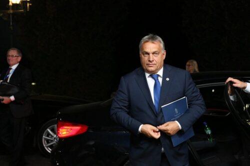 ראש ממשלת הונגריה, ויקטור אורבן (צילום: Annika Haas EU2017EE, CC BY 2.0)