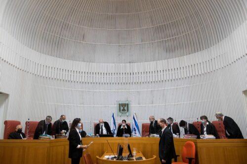 """הדיון על חוק הלאום: שיא חדש בפארסת """"היהודית והדמוקרטית"""""""